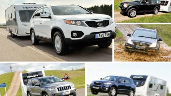 On a budget but with a big van? Find out what tow cars you can buy for less than £25k