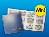 Record your caravan tours to show your children in years to come – win a trip log book