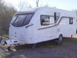 Practical Caravan's Group Editor Alastair Clements reviews the Swift Conqueror 560 in our luxury touring special