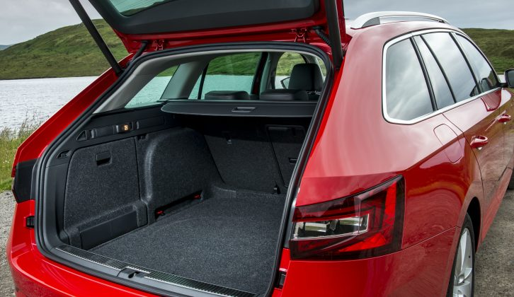 With the Škoda Superb 4x4 estate you get bags of boot space, too, as well as a 150PS or a 190PS diesel, or the barn-storming  280PS petrol