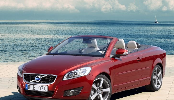 A used Volvo C70 could be a more affordable route to cabriolet ownership
