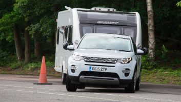 Now with a new engine, read on to find out what tow car ability the Land Rover Discovery Sport has