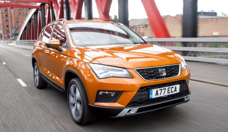 Priced from £17,990, the new Seat Ateca could be the new benchmark in the compact SUV sector