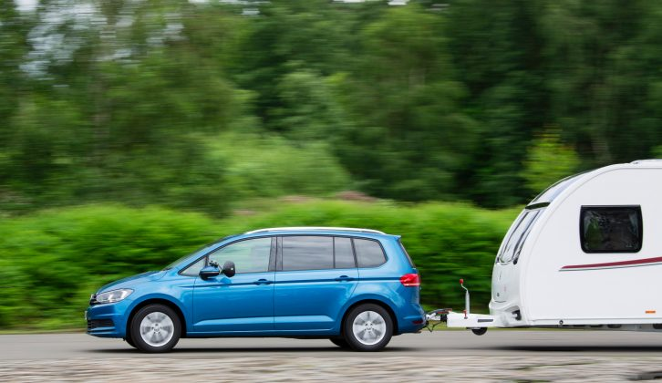 Here we're reviewing the 2.0 TDI 150PS SE Family DSG model which has a 1571kg kerbweight
