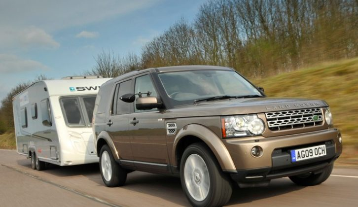 The Land Rover Discovery 4 is our Tow Car of the Decade – and is now very affordable