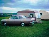 In the early 1960s, Holgates entered the British Caravan Road Rally with a Vauxhall Cresta and a Holgate tourer