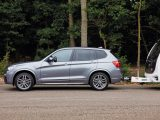 Check out our review to find out what tow car talent the BMW X3 has