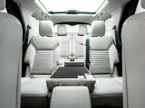Land Rover claims there are 21 different seating configurations!