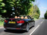 Can you see yourself towing your caravan with a convertible? Our Motty is keen to give it a go – and thinks this 435d would perform well