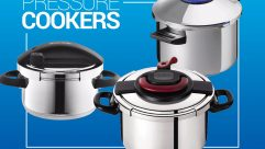 For delicious, healthy food on your caravan holidays, have you considered a pressure cooker?