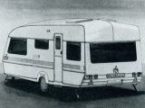 In the summer of 1986, Coachman released plans for its new caravans with this artist's impression