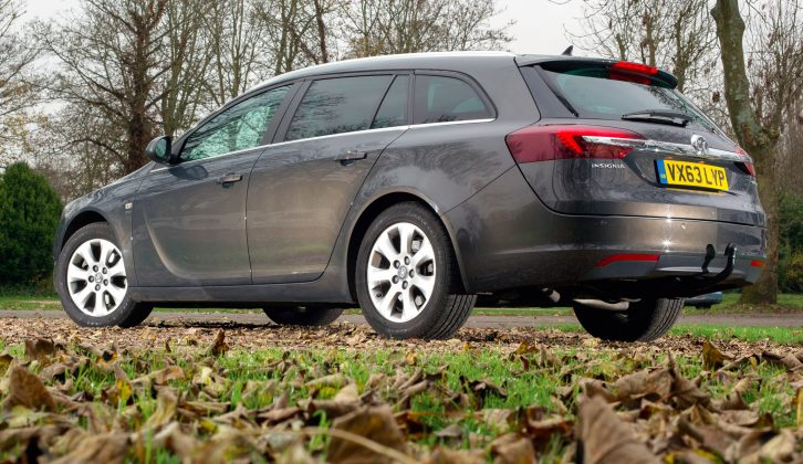 It's a great tow car and very at home on the motorway, but make sure you follow our expert's buying tips