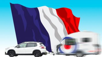 Make sure you are up to date with the latest French regulations before your caravan holidays!