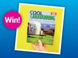 We've three copies of Cool Caravanning to give away!