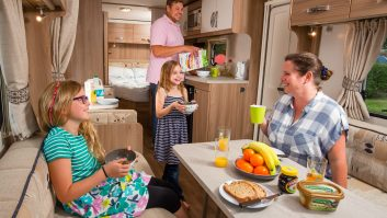 For happy families on tour, Practical Caravan's David Motton shares a few ideas he's picked up along the way