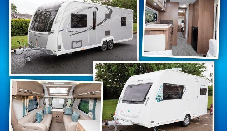 Find out what's new from the producer of Compass, Xplore, Buccaneer and Elddis caravans for the 2018 touring season