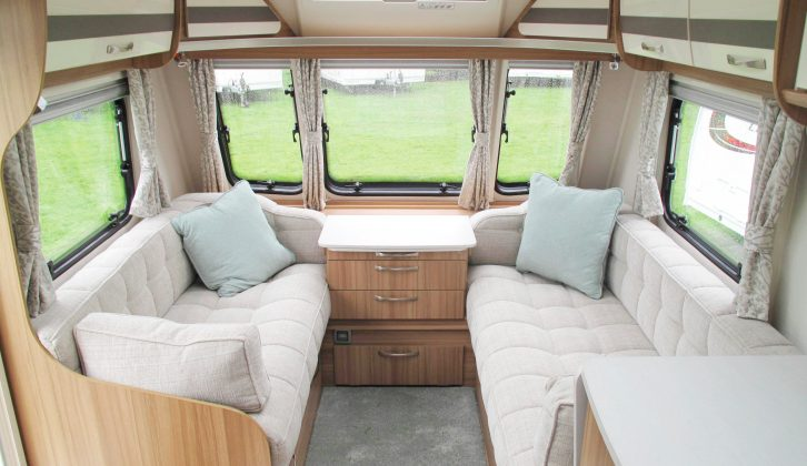 The TR is new to the Delta range of Lunar caravans for 2018 – be one of the first to look around it in our new magazine