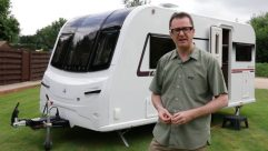 Tour as a twosome? Check out the 2018 Bailey Unicorn Seville this week on Practical Caravan TV