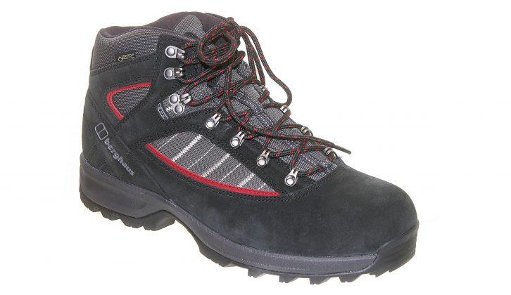 Our expert gave the Berghaus Explorer Trek Plus GTX walking boots a three-star review