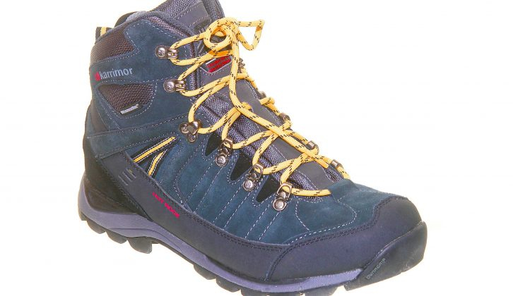 The Karrimor Hot Rock Mid 3 Weathertite is our top-rated men's walking boot