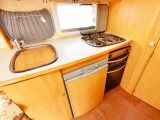 Kitchens have a good spec and storage, with a large sink – and this kitchen was in fine condition