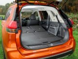The Nissan X-Trail's maximum boot capacity is 1996 litres