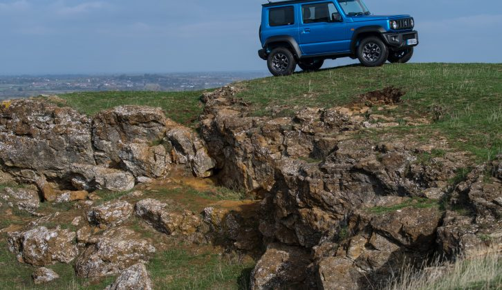 The new Suzuki Jimny fixes many of the old models faults - others are worn as a badge of pride