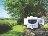 The Larches Caravan Park is an adults-only retreat in fantastic walking country