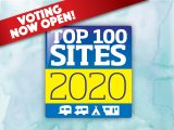 The voting for our 2020 Top 100 Sites Guide is now open, so make sure you vote for your favourite UK campsite so they get the recognition they deserve!