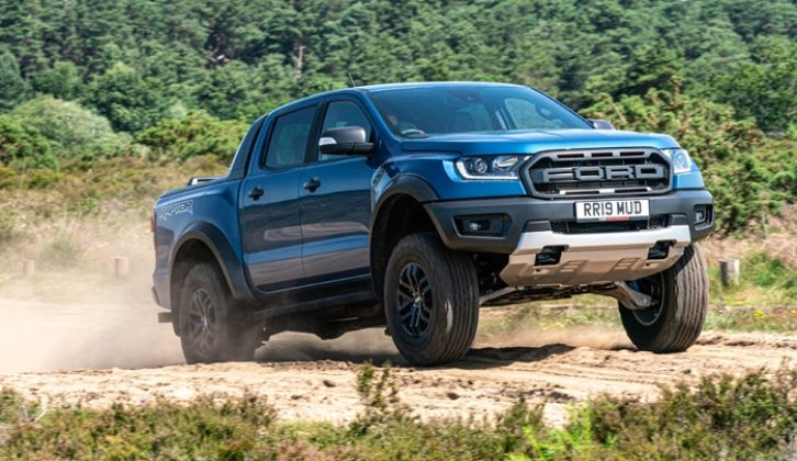There are pick-ups, and then there's the new Ford Ranger Raptor