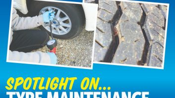Keep on top of your tyre maintenance with these handy tips that will keep you safe on the road