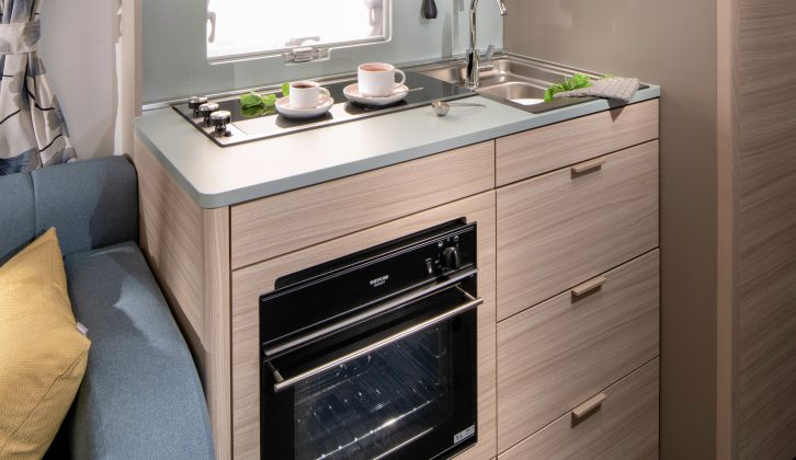 All Altea kitchens are well specified