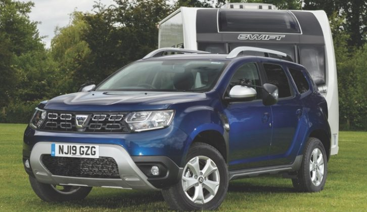 Dacia's Duster is quite sprightly when pulling away, and builds speed steadily thereafter