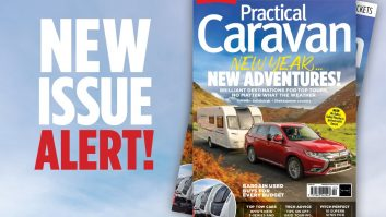 Our new issue will help you prepare for a new year of adventures in your caravan