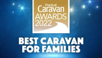 Best Caravan for Families, Practical Caravan Awards 2022