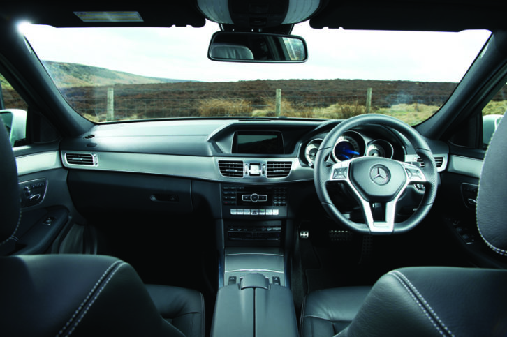 Even base SE versions of the Mercedes-Benz E-Class come with an excellent amount of standard equipment