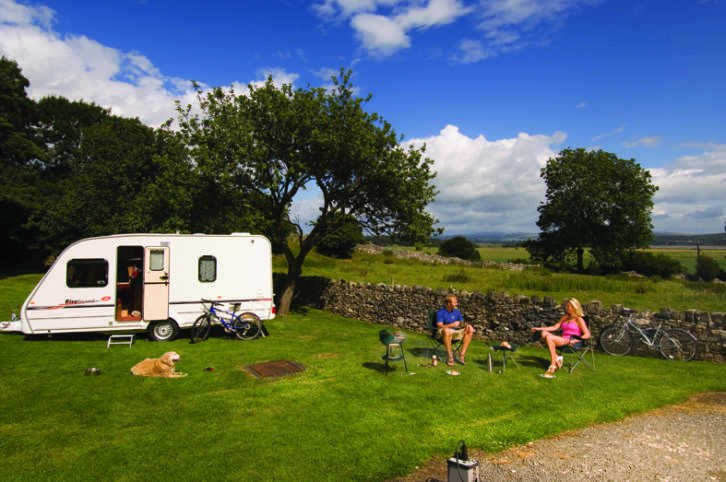 Top tips for canine caravanning