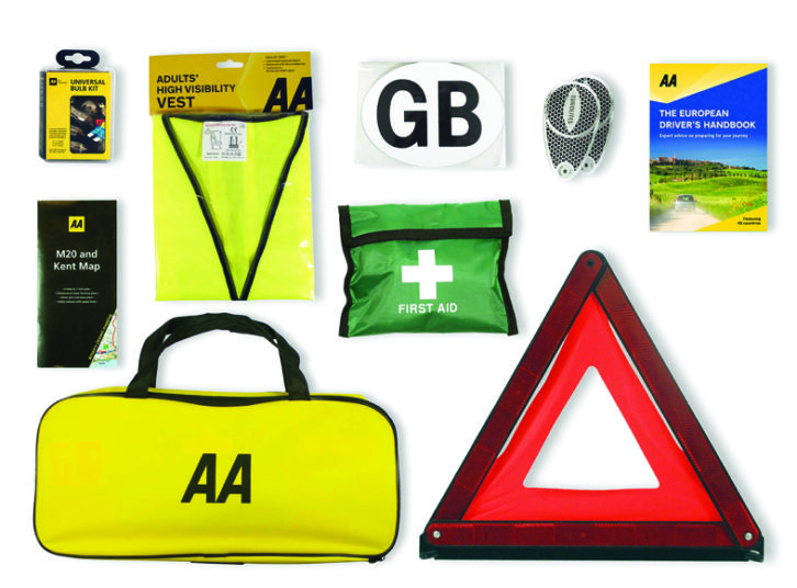 There are key items that you will need for touring in the EU, though these vary from country to country
