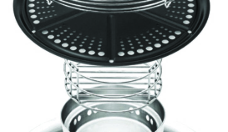 COBB outdoor cooking system