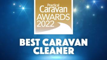 Best Caravan Cleaner Practical Caravan Awards 2022